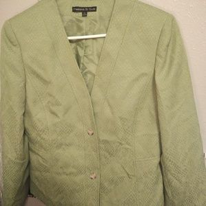 Preston and York Jacket